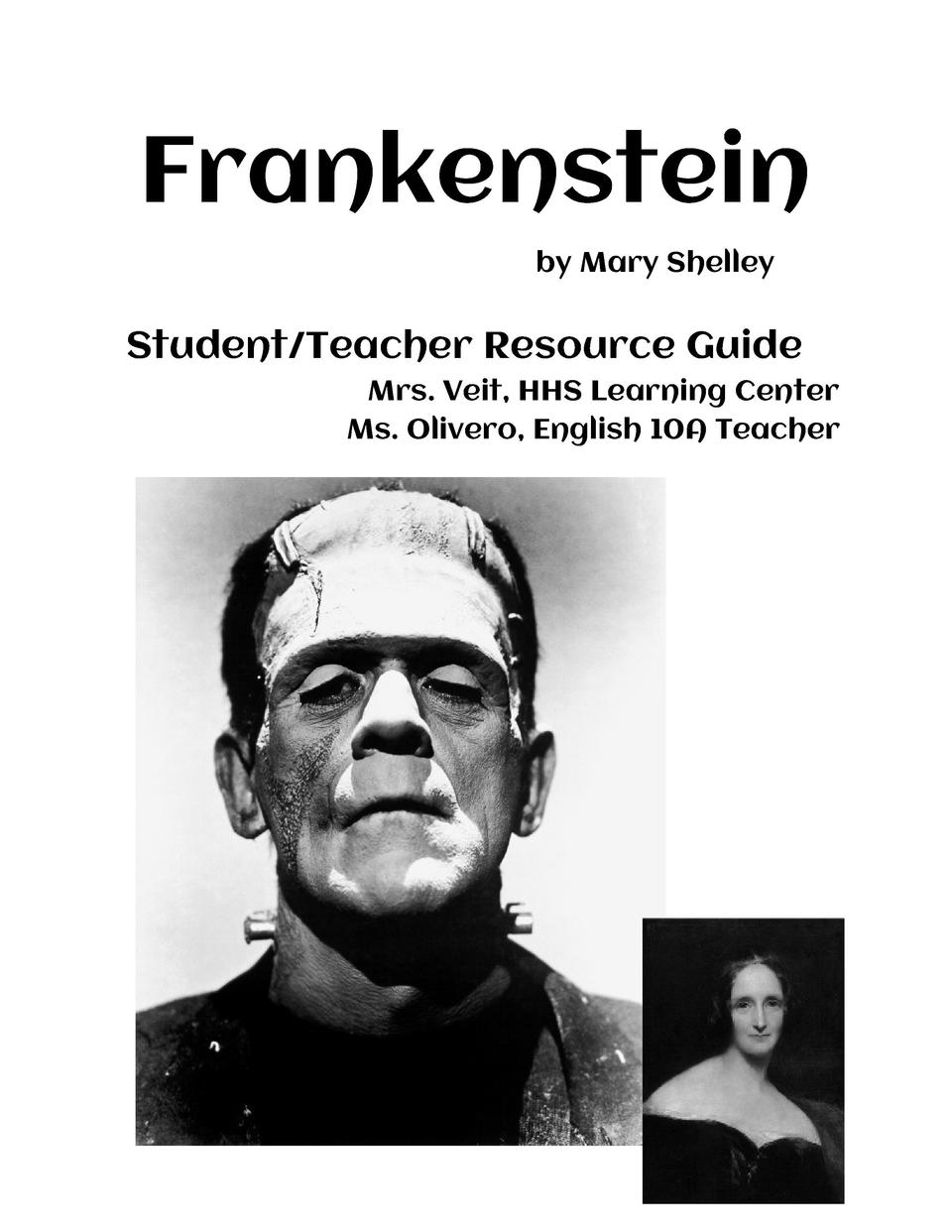 research paper for mary shelleys frankenstein Good samples of mary shelley thesis statement for college and high school list of examples of thesis statement for essay and research papers on mary shelley.