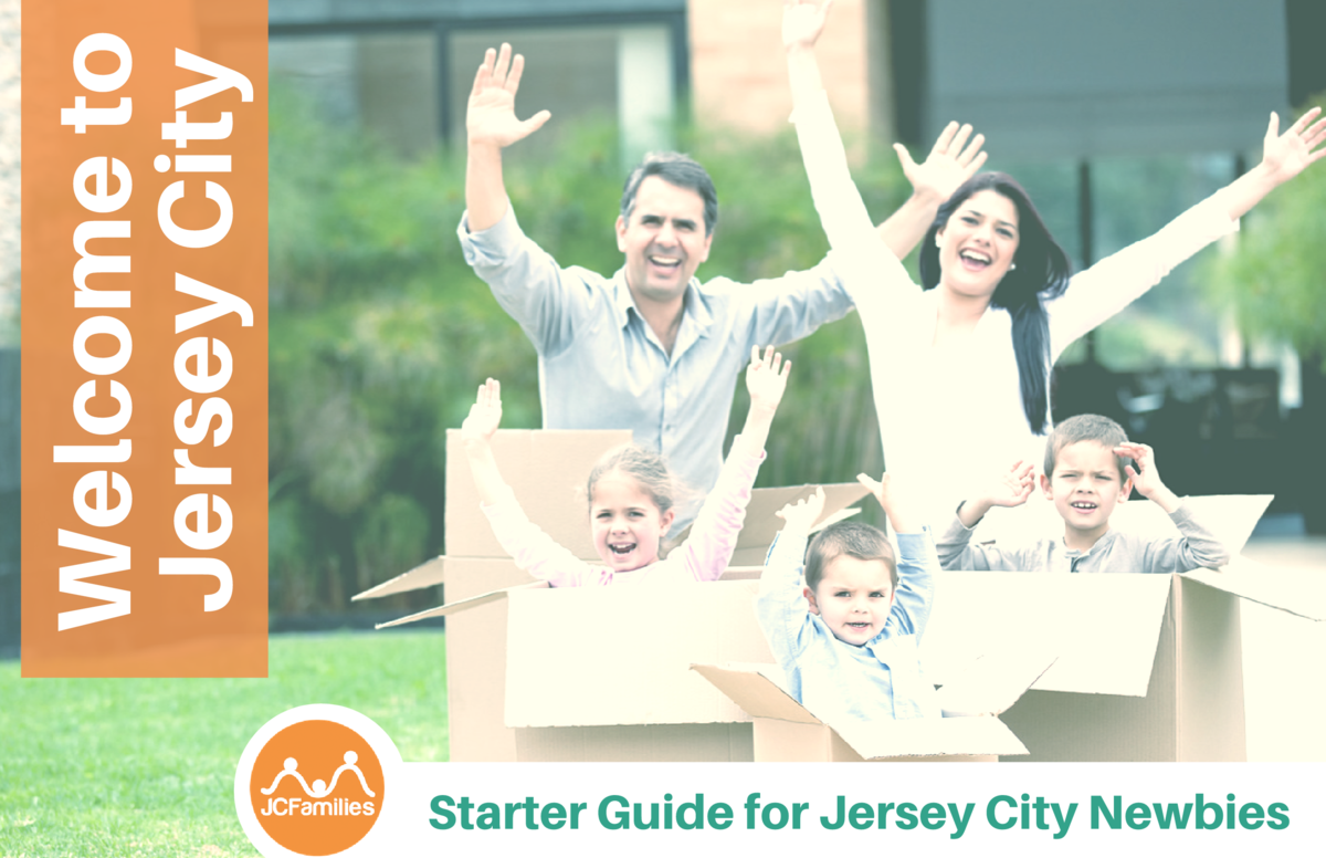 ytiC yesreJ ot emocleW Starter Guide for Jersey City Newbies