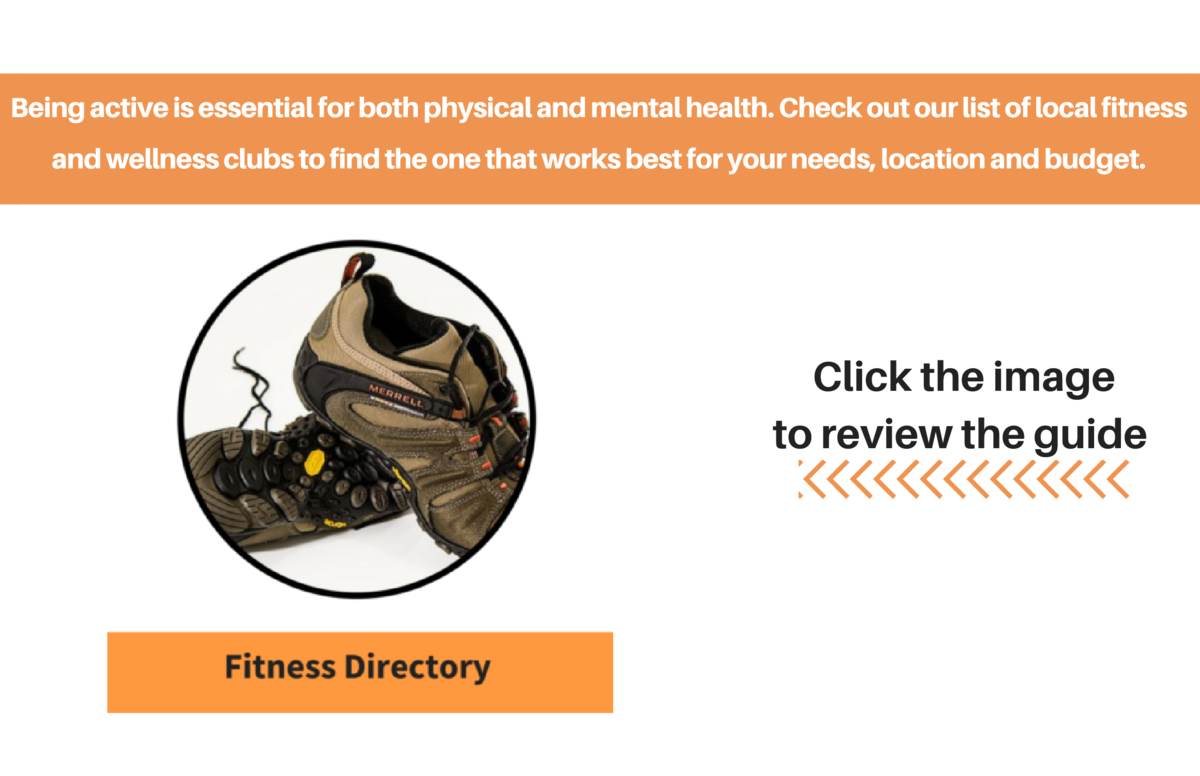 Being active is essential for both physical and mental health. Check out our list of local fitness and wellness clubs to f...
