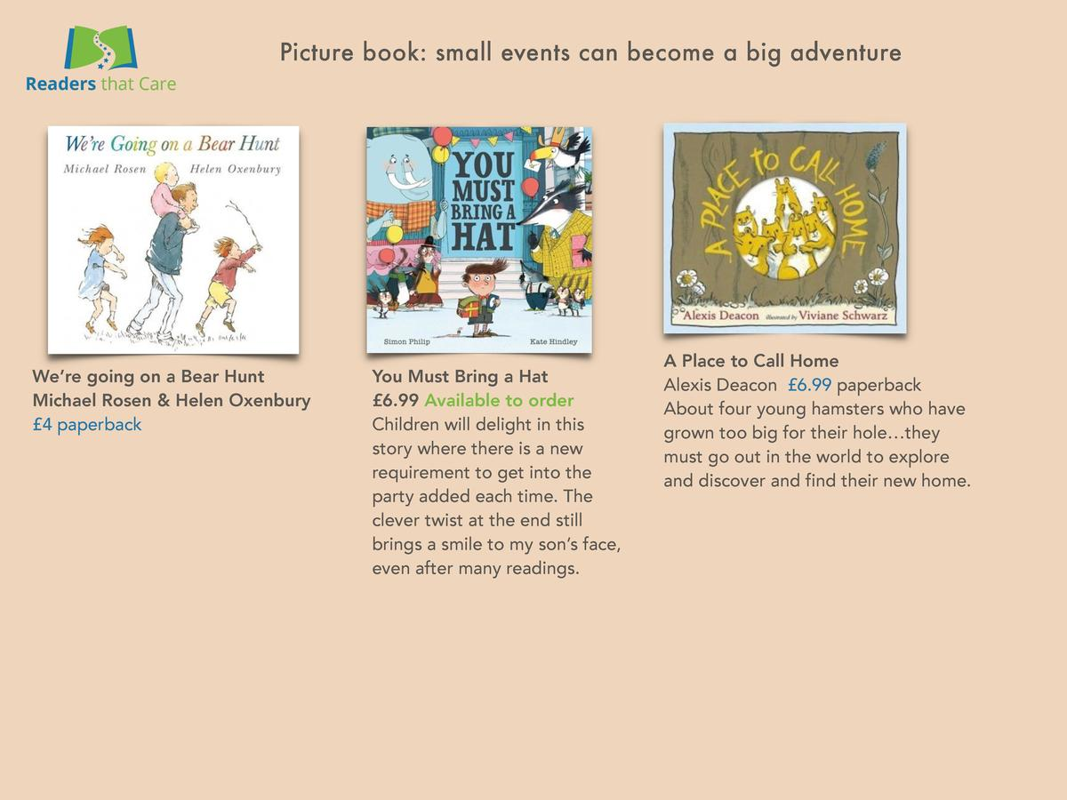 Picture book  small events can become a big adventure  We   re going on a Bear Hunt Michael Rosen   Helen Oxenbury   4 pap...