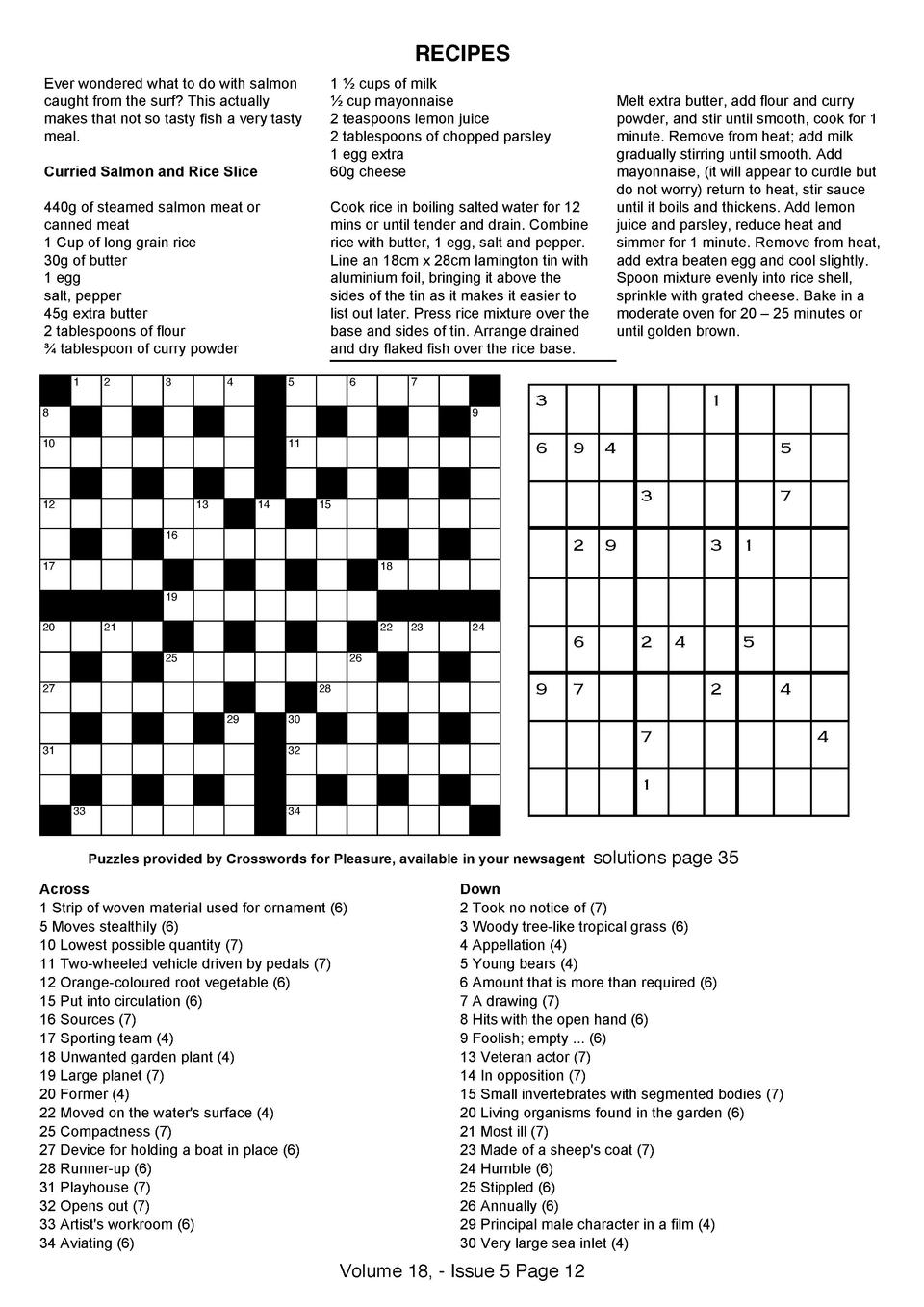 Showy ornament crossword 100 images miscellaneous for Japanese flower arranging crossword clue