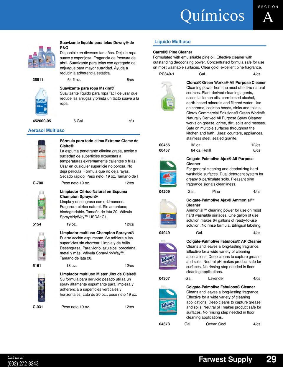 Farwest Supply Spanish Simplebooklet Com