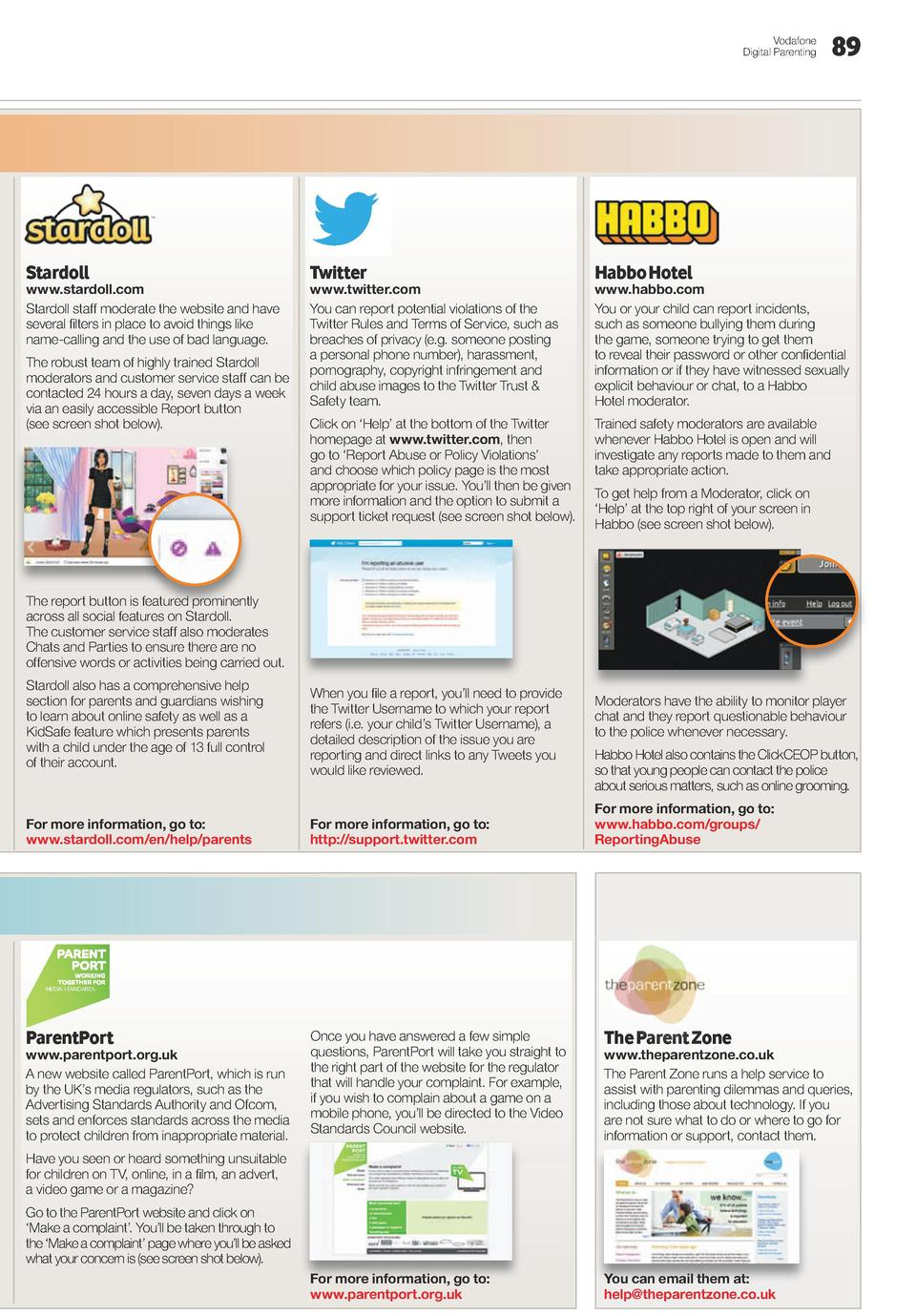 eSafety Guidance : simplebooklet com