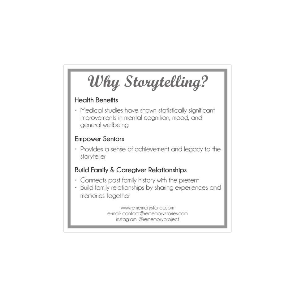 Why Storytelling  Health Benefits      Medical studies have shown statistically significant improvements in mental cogniti...