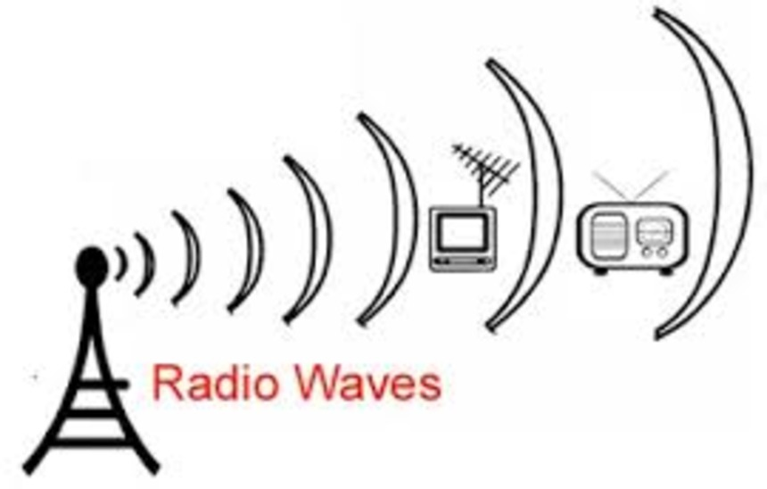 Publish on radio frequency reflection