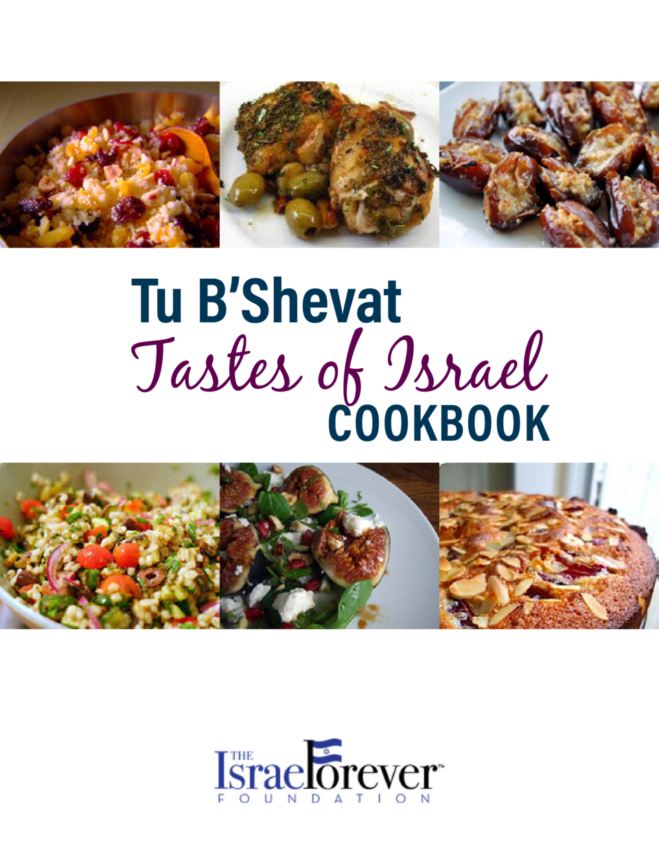 Tastes of Israel  for Tu B   Shevat