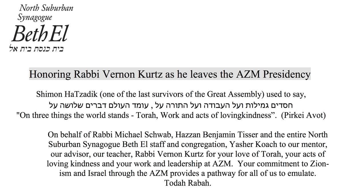 AZM Honors Karen Rubinstein on 4 : simplebooklet com