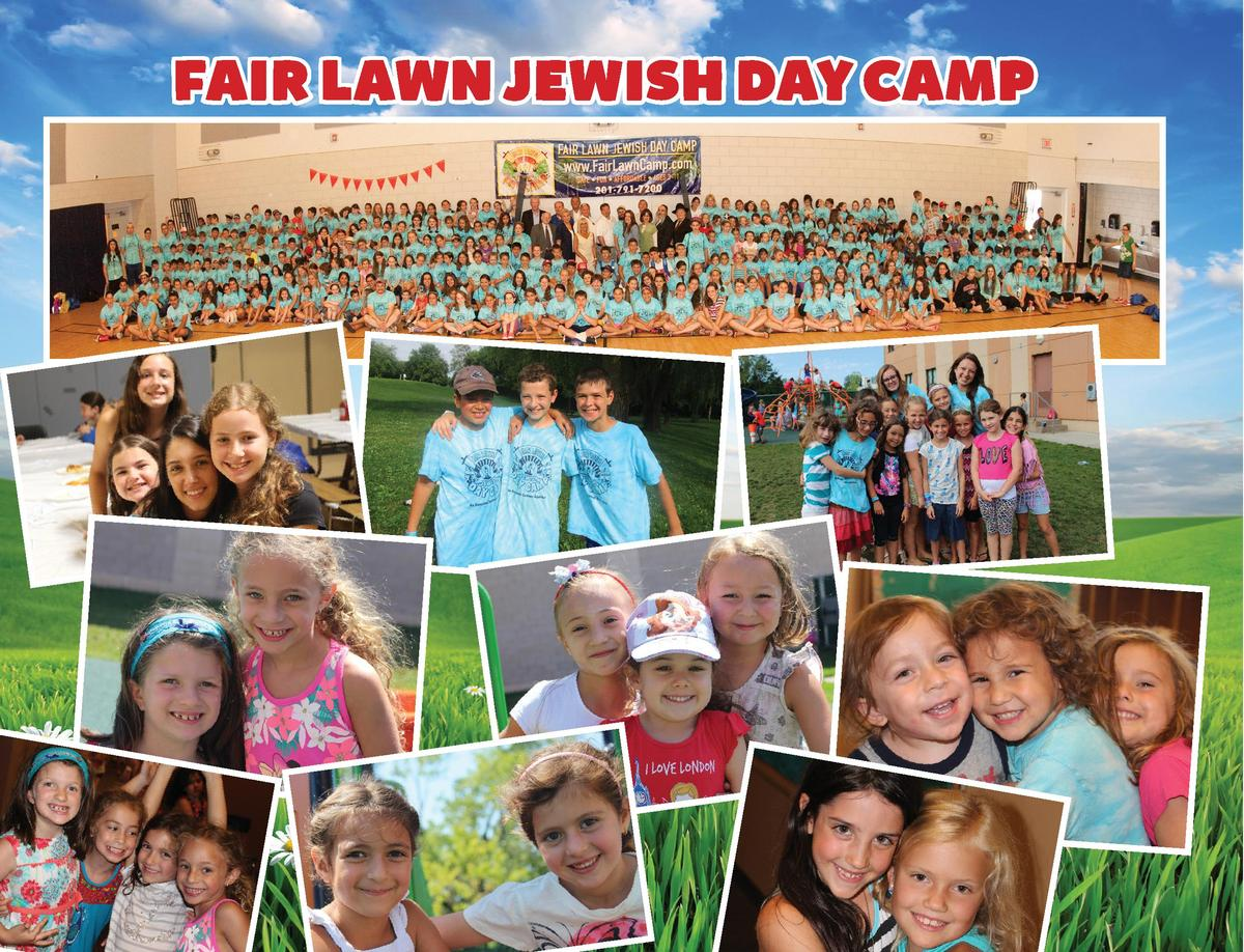 FAIR LAWN JEWISH DAY CAMP  28  BRIS AVROHOM OF FAIR LAWN