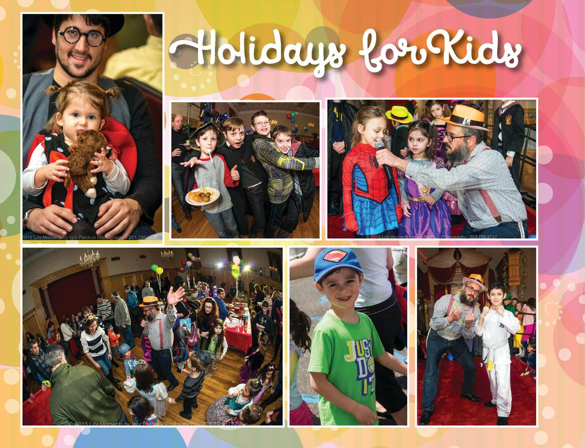 Holidays for Kids  32  BRIS AVROHOM OF FAIR LAWN
