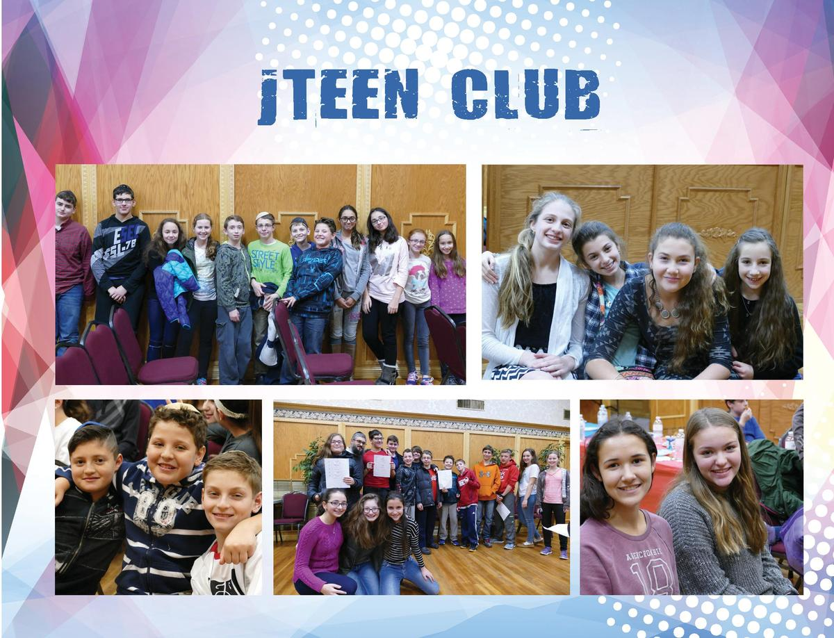 jTEEN CLUB  BRIS AVROHOM OF FAIR LAWN  37