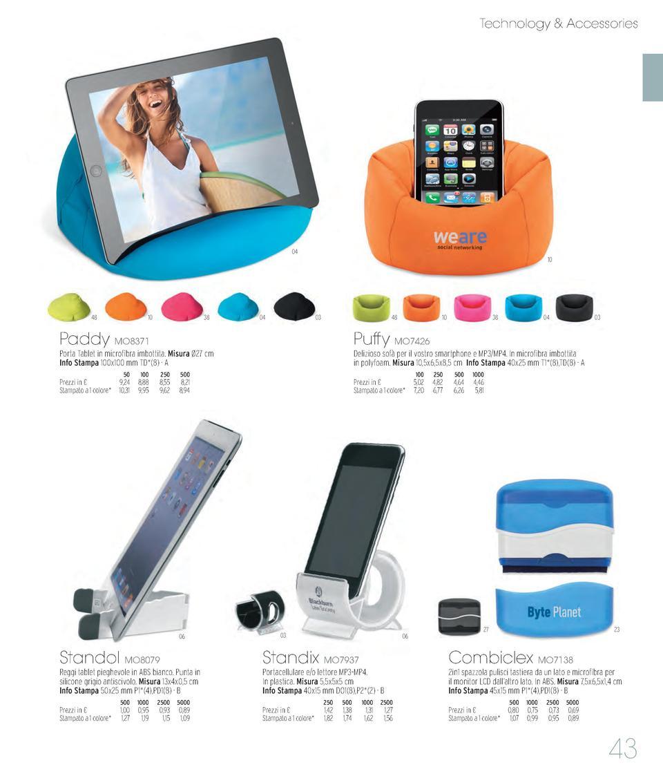 Copri Cover Custodia Case 2D Gomma Apple Iphone 8 8s Plus 7 7s