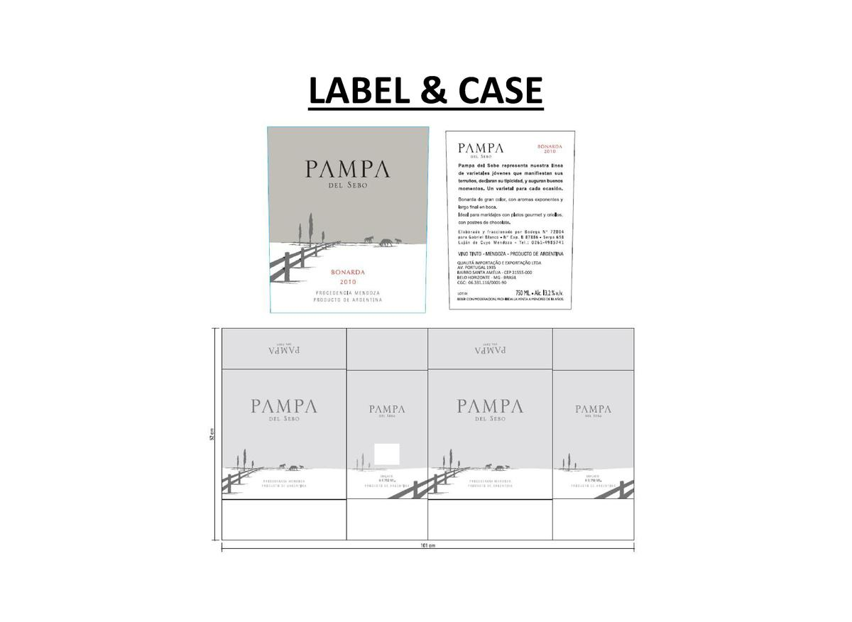 LABEL   CASE
