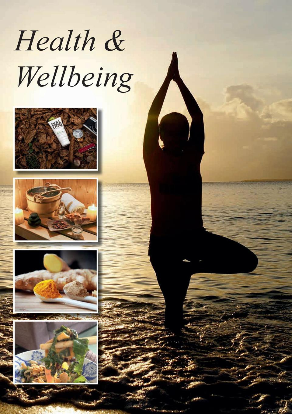 110  Health   Wellbeing