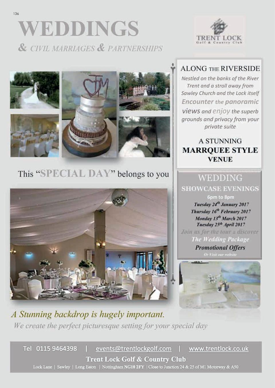 136  Getting Married   WEDDINGS  Want to experience a Wedding Event with a Difference   Are you recently engaged  Or are y...