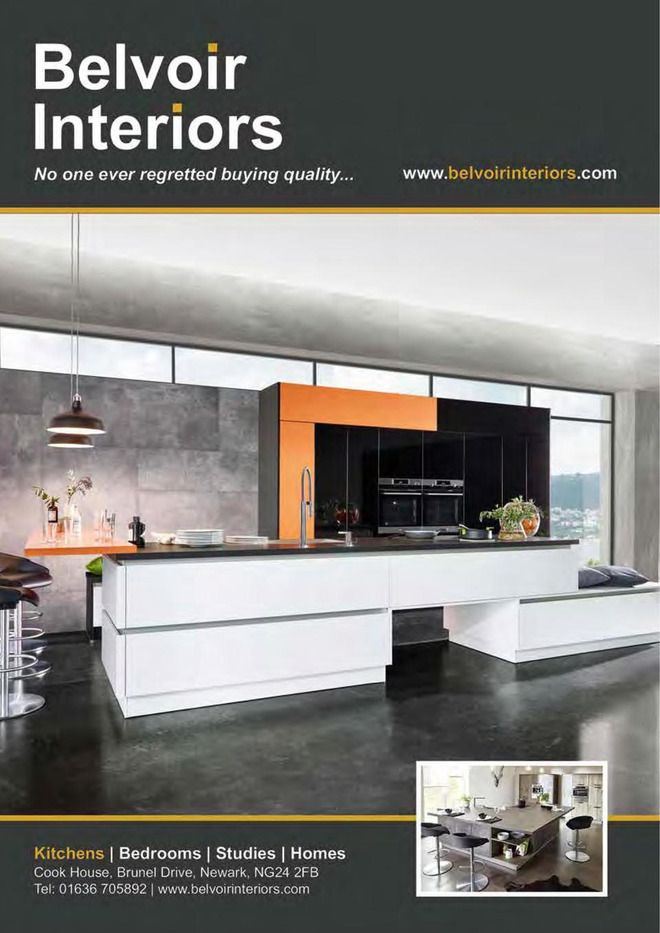 MOVING OR IMPROVING   107  Beautifully Designed Kitchens  The kitchen is the heart of the home. It is where we prepare mea...