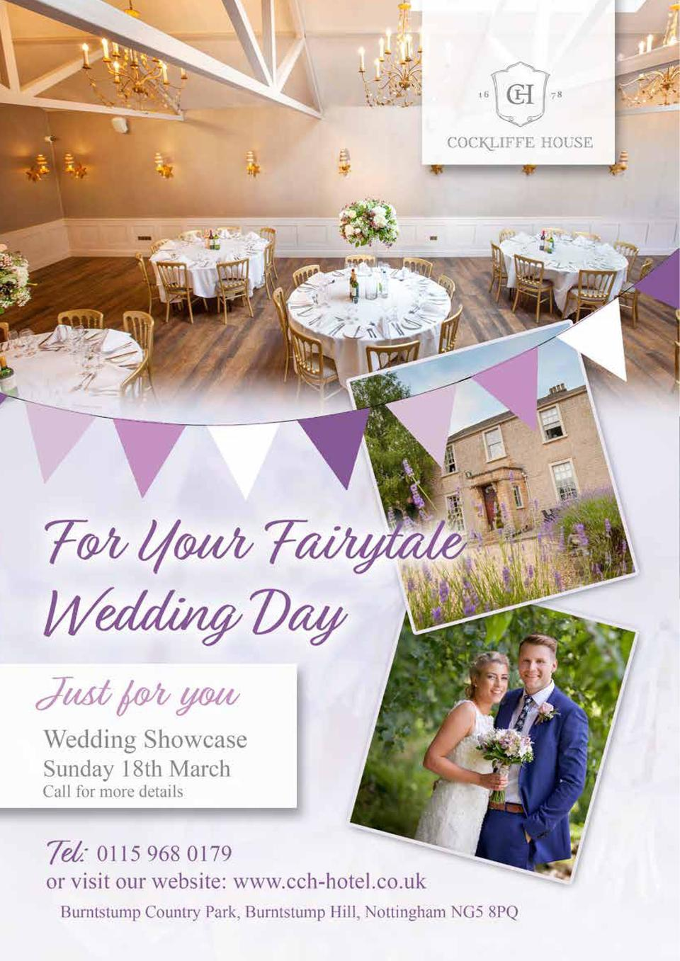 Your wedding day should be the most magical day of your life which you and your loved ones will treasure forever, making t...