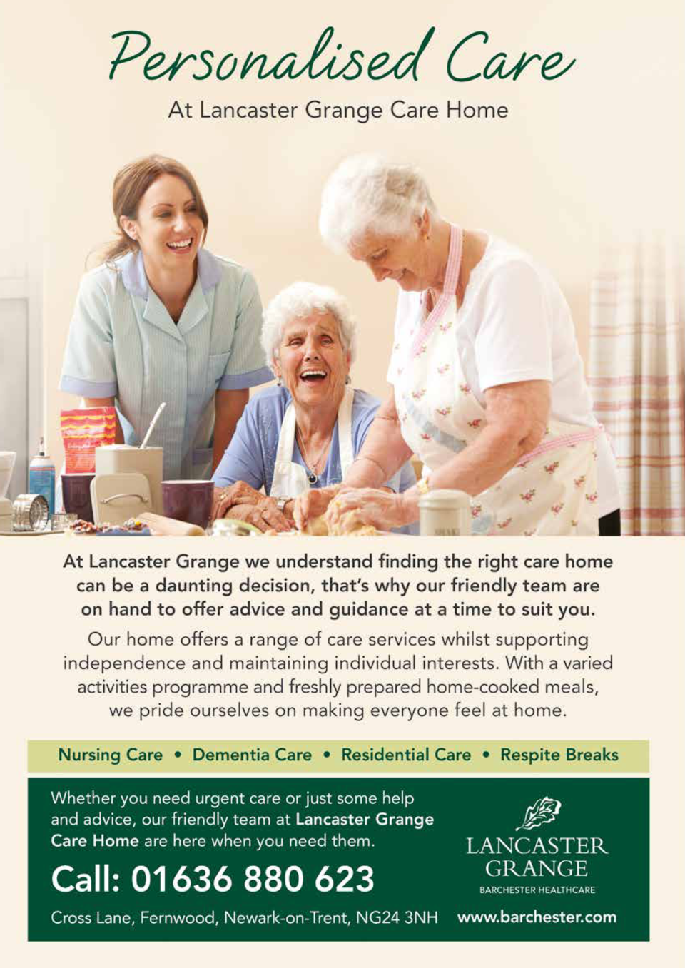 CARE   WELLBEING  An    Outstanding    Home Choosing a care home can be a difficult decision for everyone involved, but fi...