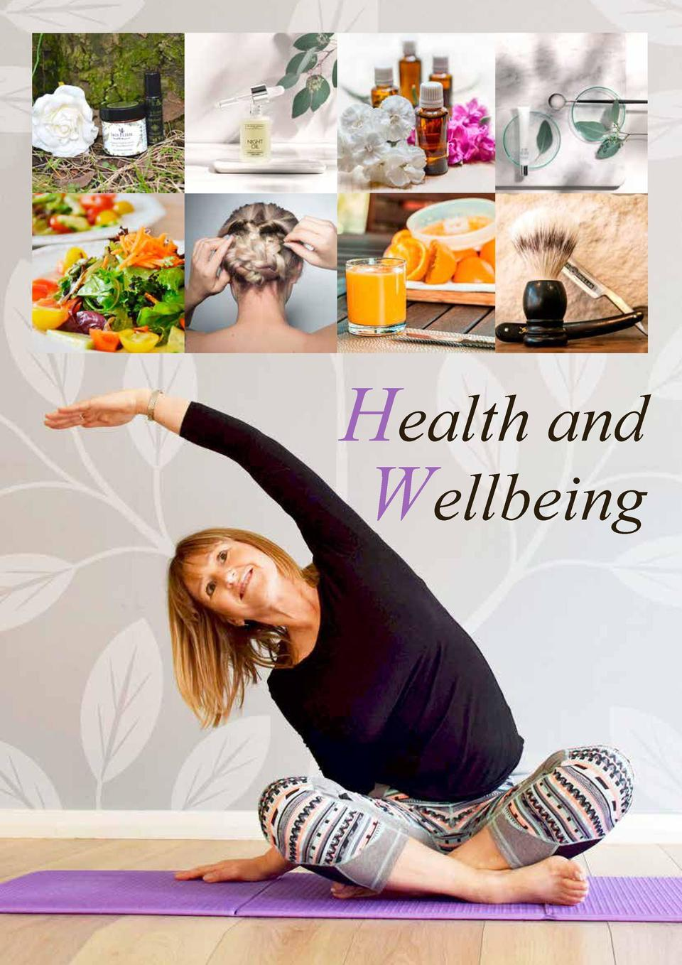 108  Health and Wellbeing