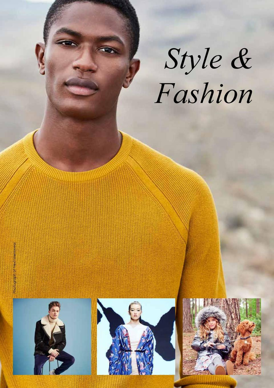 STYLE   FASHION  Update your autumn winter wardrobe  A head-turning fashion campaign has launched at intu Victoria Centre,...