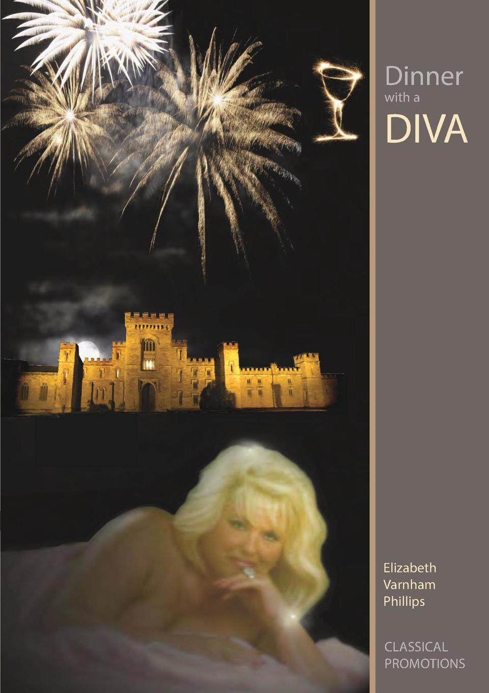 Dinner  Dinner  DIVA  DIVA  with a  with a  The Ballroom in the stunning Hampton Court Castle is the setting for some of t...