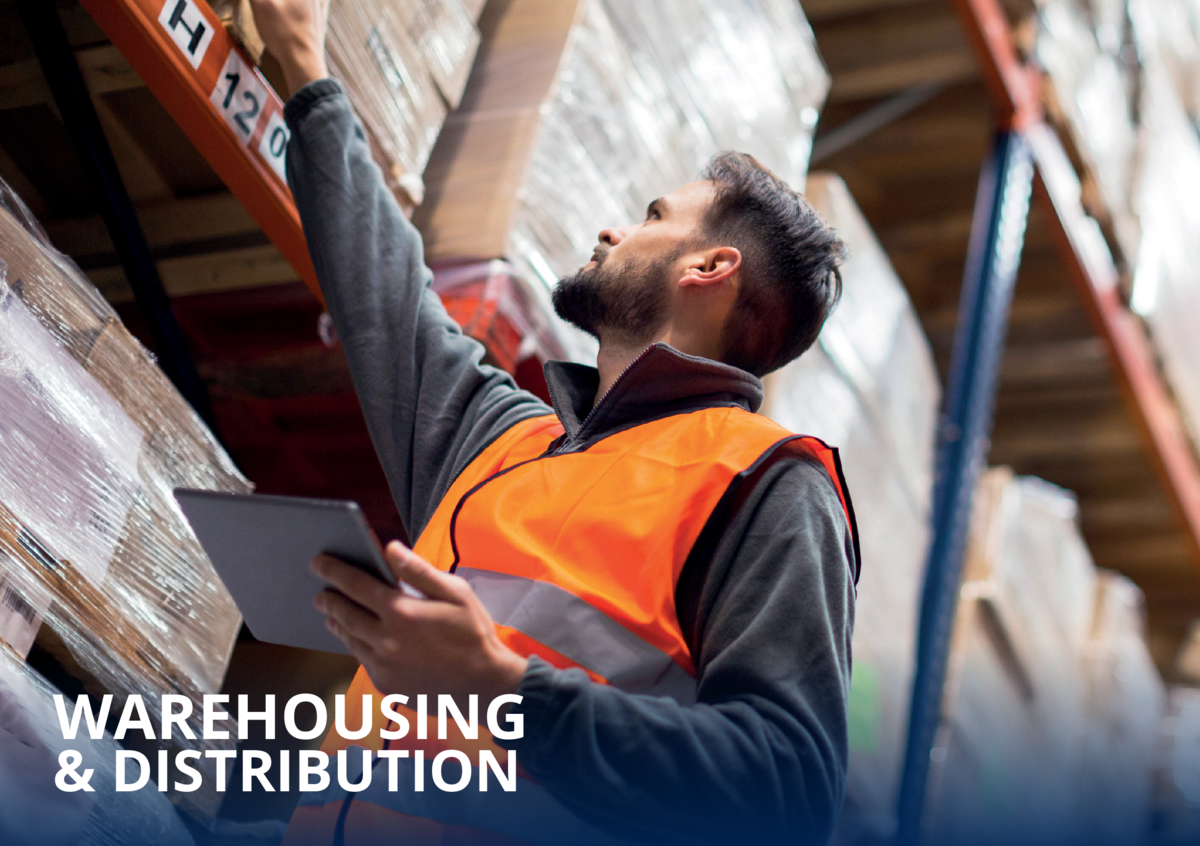 WAREHOUSING   DISTRIBUTION