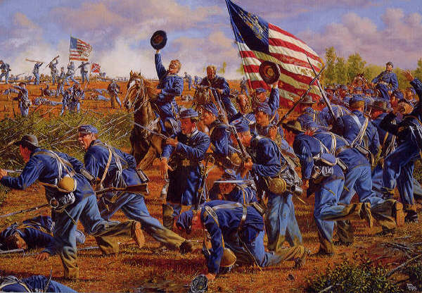 northern victory in the civil war The victory of the latter made possible the eventual recognition of the human dignity and the civil rights of african-americans yet throughout the war british public sentiment favoured the slave-holding south.