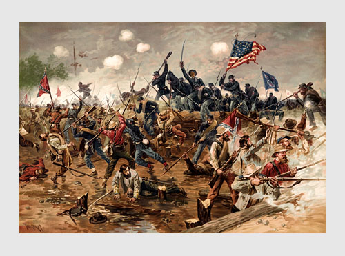 civil war the second revolution essay A review: the civil war and reconstruction era spring, 2008 professor blight the final exam will consist of two essay questions and some identifications.