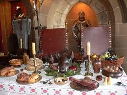 food from shakespearean times recipes