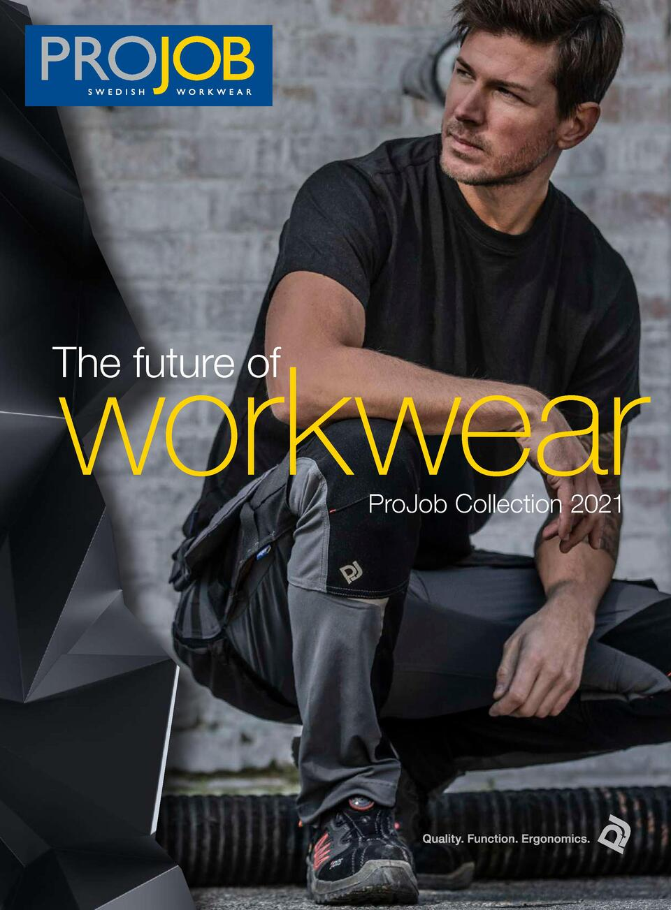 workwear  The future of  ProJob Collection 2021