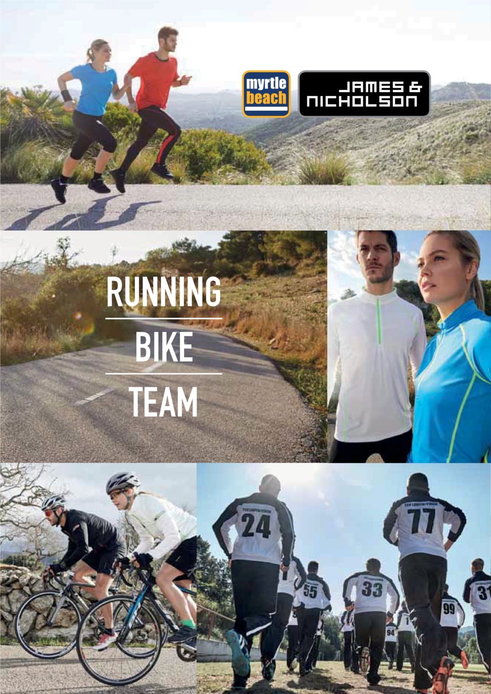 RUNNING BIKE TEAM