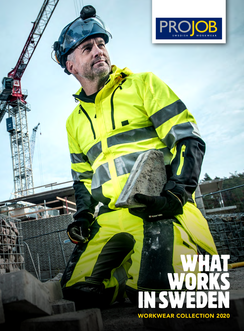 WHAT WORKS IN SWEDEN WORKWEAR COLLECTION 2020