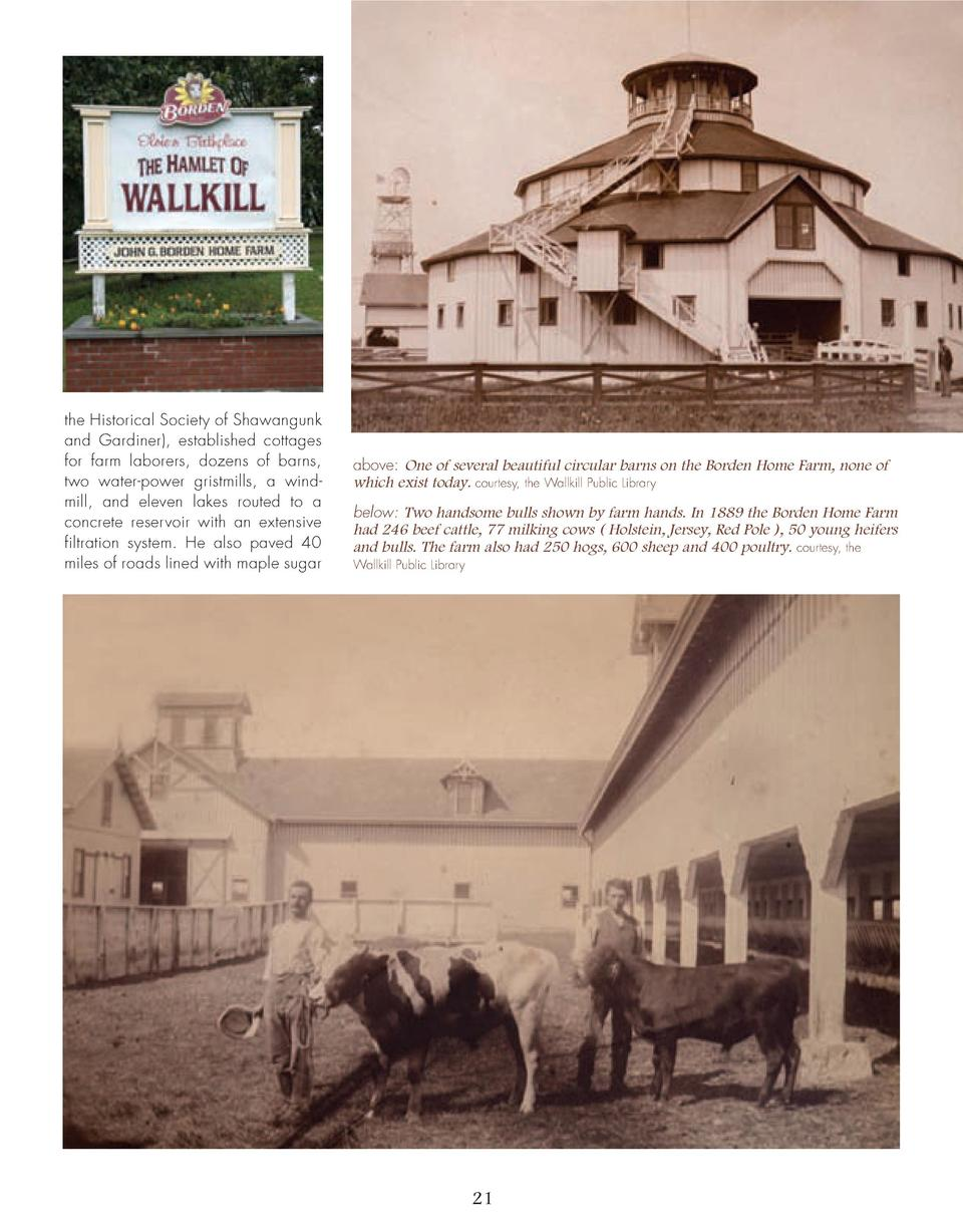 16_25_Bordens_of_Wallkill_FEATURE.qxp_Template 2 19 16 11 08 PM Page 6  the Historical Society of Shawangunk and Gardiner ...