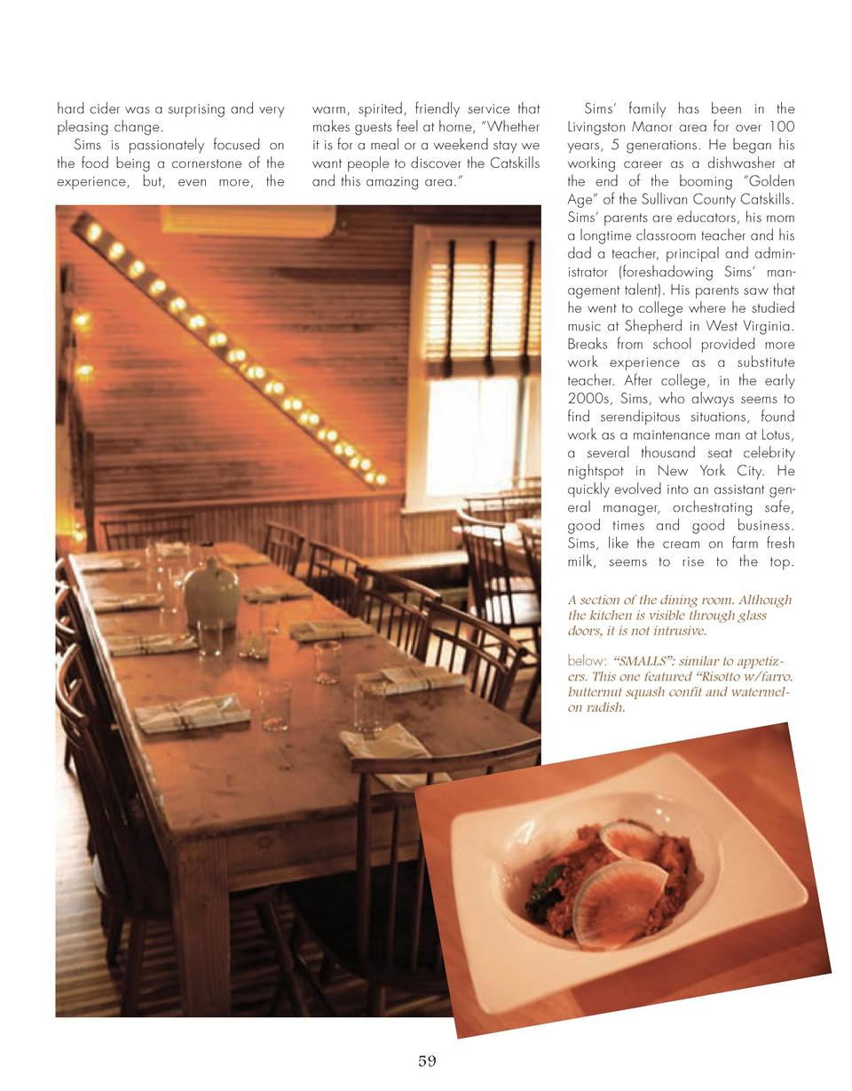 52_61_North_Branch_Inn_LODGING_DINING.qxp_Template 2 21 16 11 48 AM Page 8  hard cider was a surprising and very pleasing ...