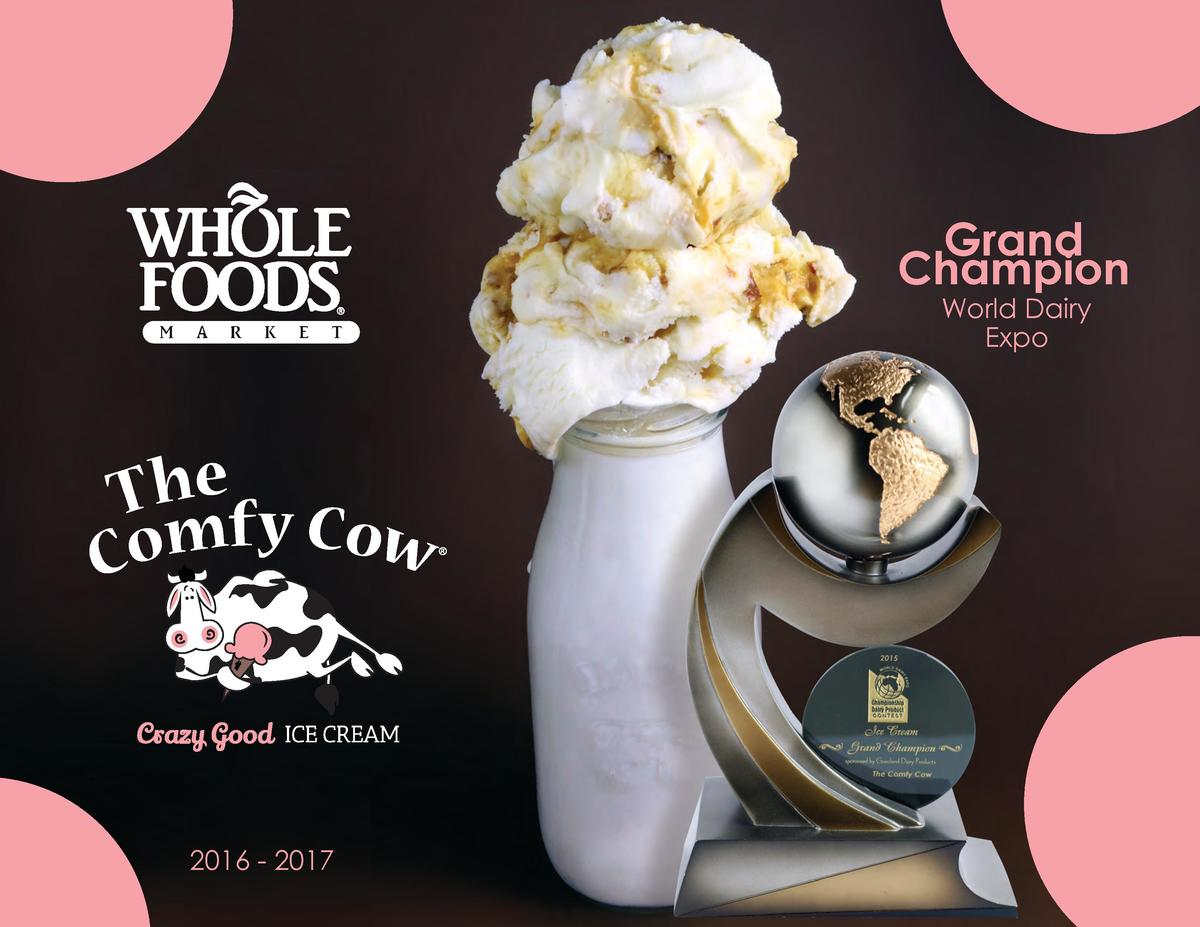 Grand Champion World Dairy Expo  2016 - 2017