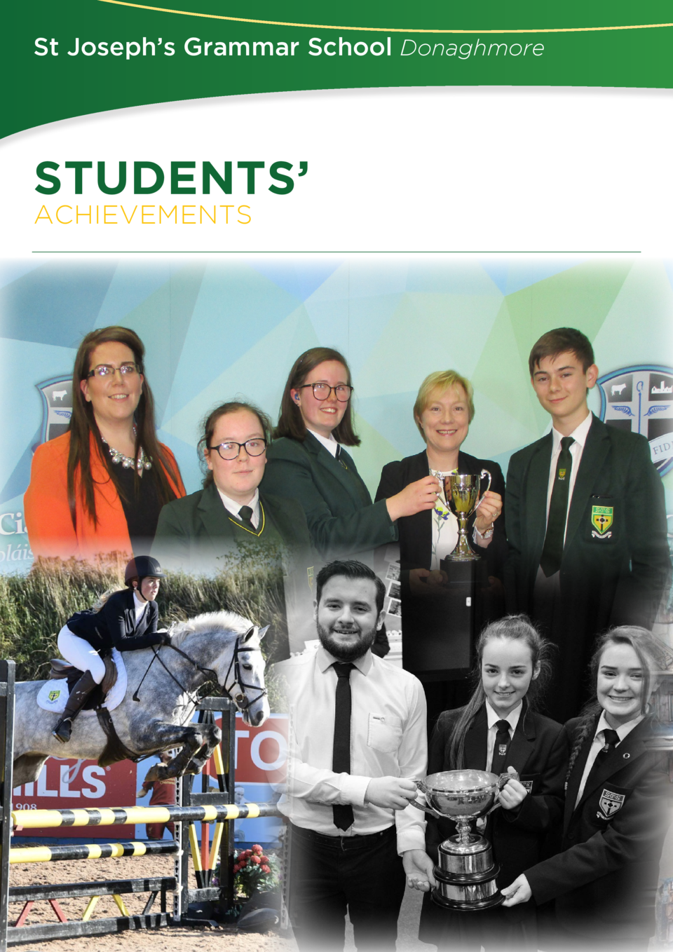 St Joseph   s Grammar School Donaghmore  STUDENTS     ACHIEVEMENTS