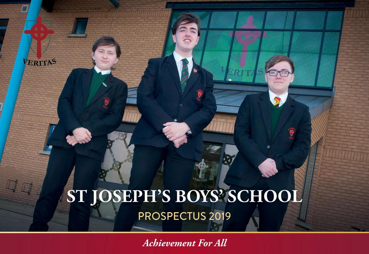 Achievement For All  St Joseph   s Boys    School   Prospectus   2019   Achievement For All  1
