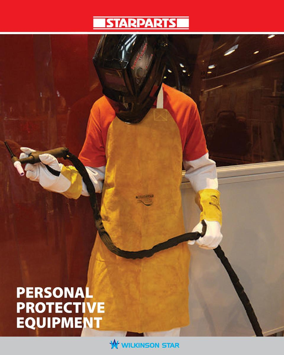 PERSONAL PROTECTIVE EQUIPMENT 332
