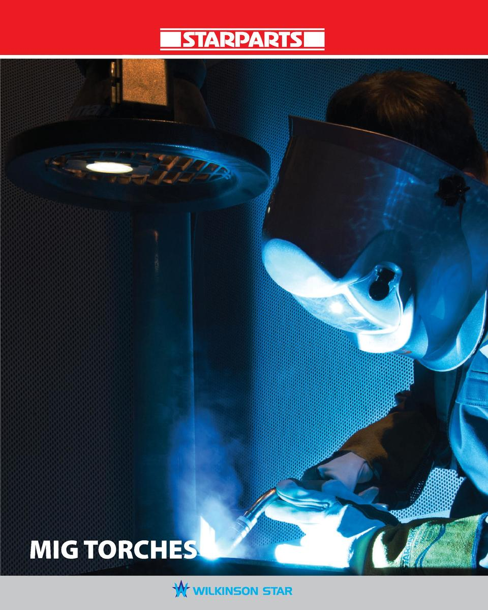 MIG TORCHES