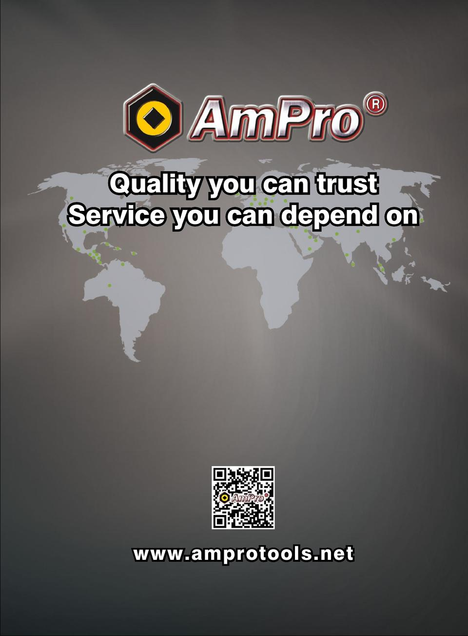 Quality you can trust Service you can depend on  www.amprotools.net
