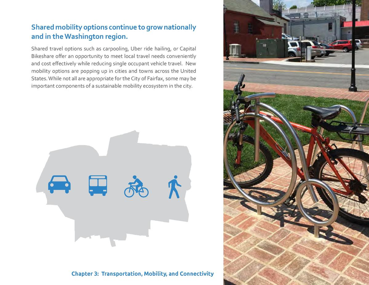 Shared mobility options continue to grow nationally and in the Washington region. Shared travel options such as carpooling...