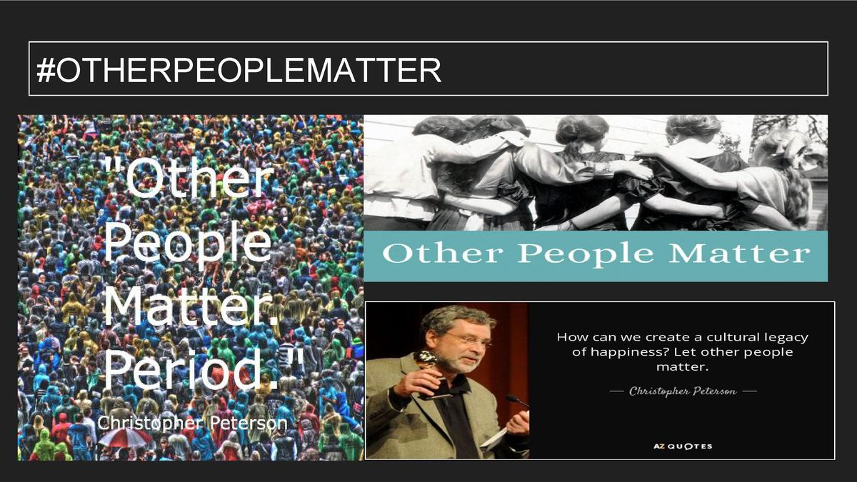 OTHERPEOPLEMATTER