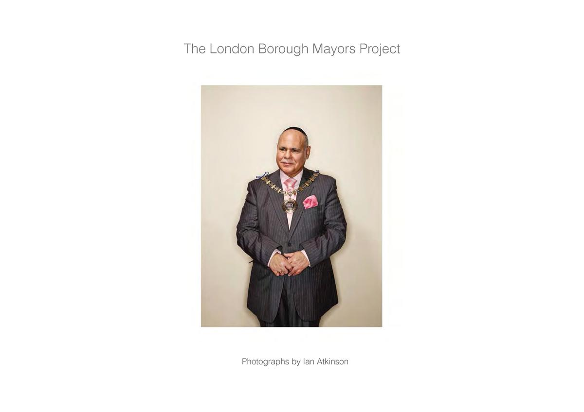 The London Borough Mayors Project  Photographs by Ian Atkinson