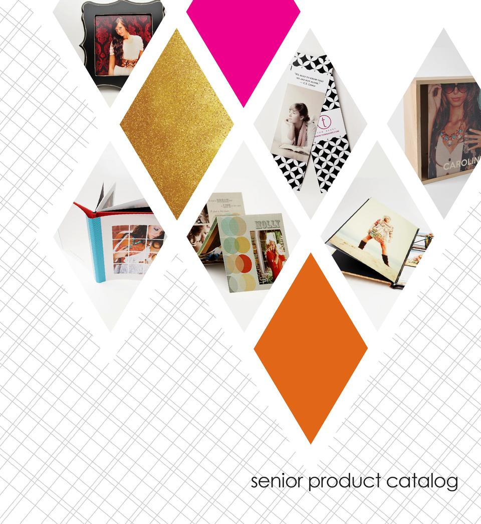senior product catalog