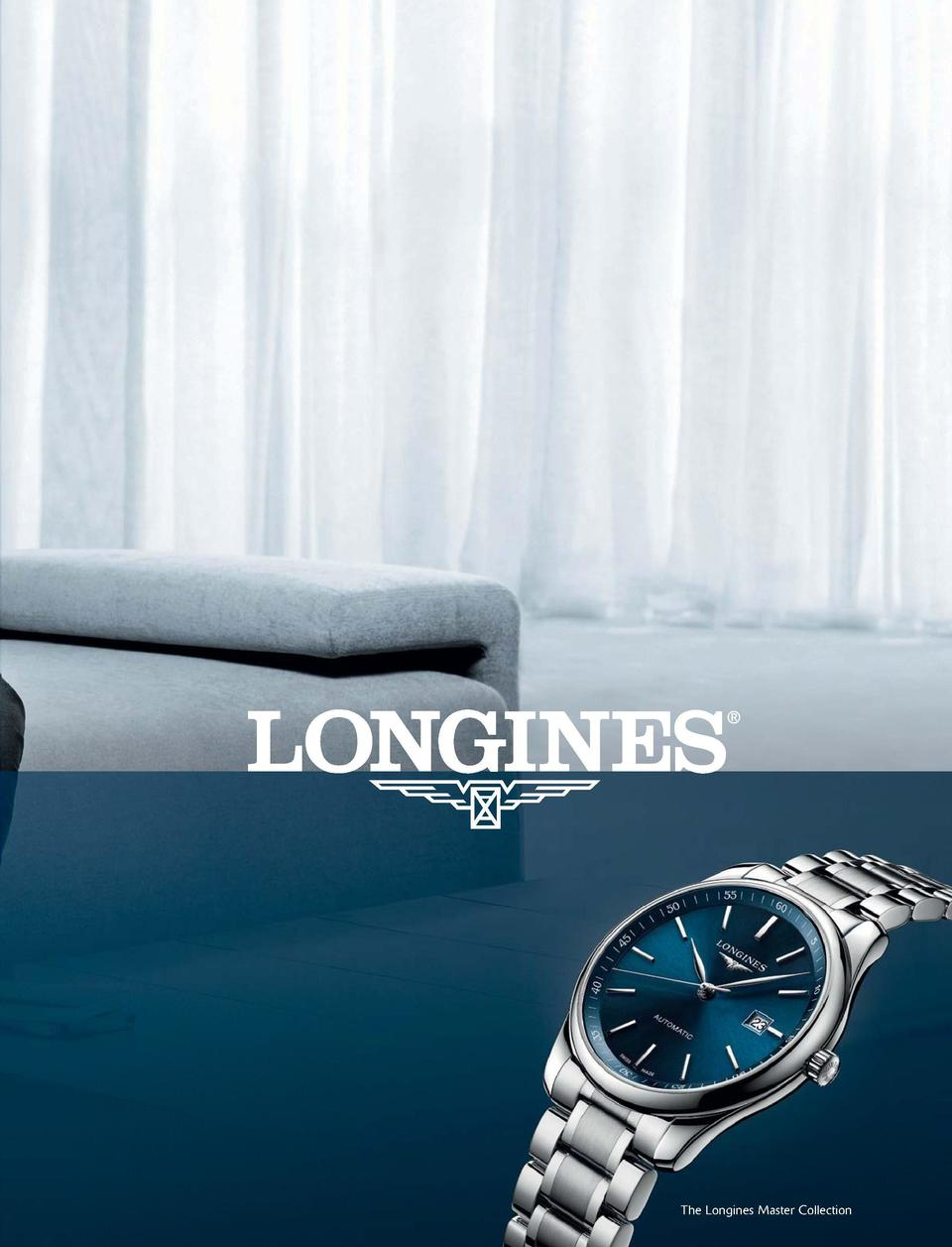 Elegance is an attitude Simon Baker  The Longines Master Collection