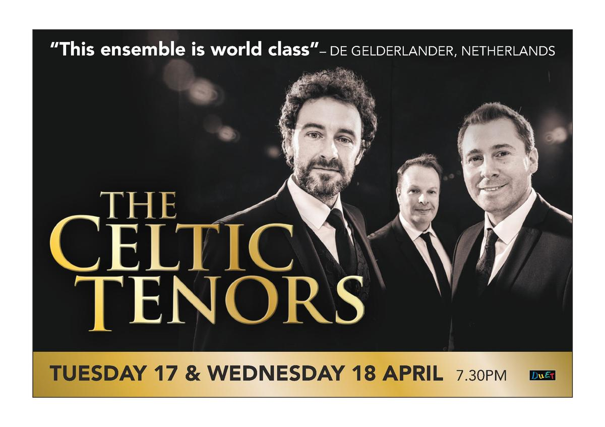 This ensemble is world class       DE GELDERLANDER, NETHERLANDS  TUESDAY 17   WEDNESDAY 18 APRIL  7.30PM
