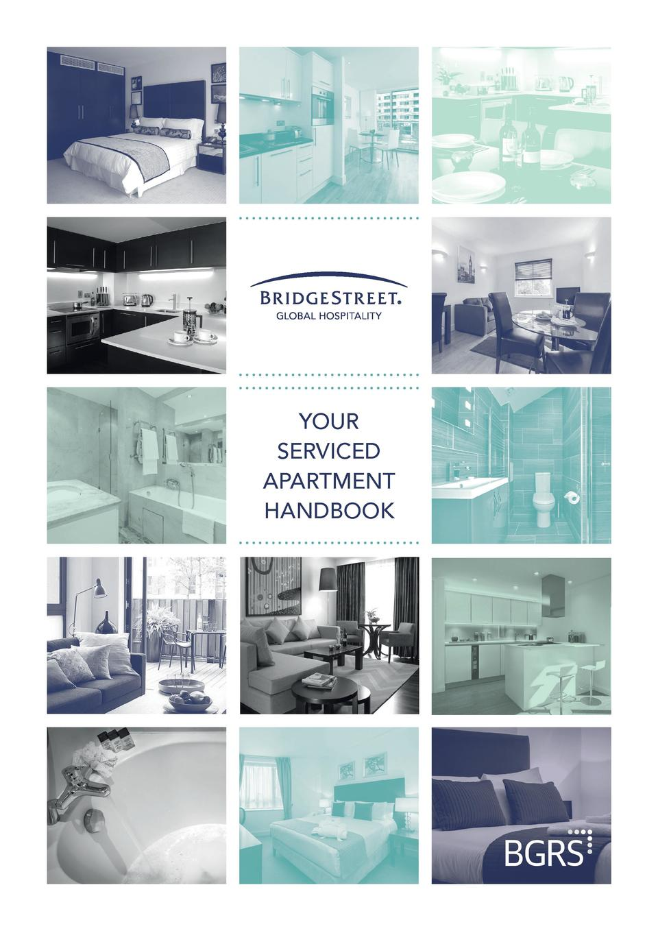 YOUR SERVICED APARTMENT HANDBOOK