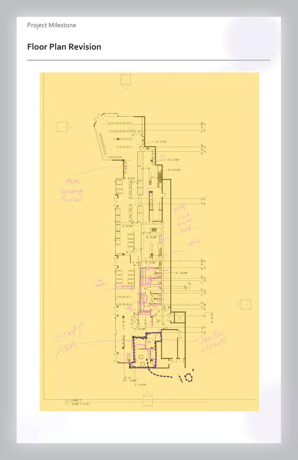 Case study Project Milestone - Aesthetics  Commercial Floor Plan Revision Space Wayfinding Westfield Valley Fair - Uniqlo ...
