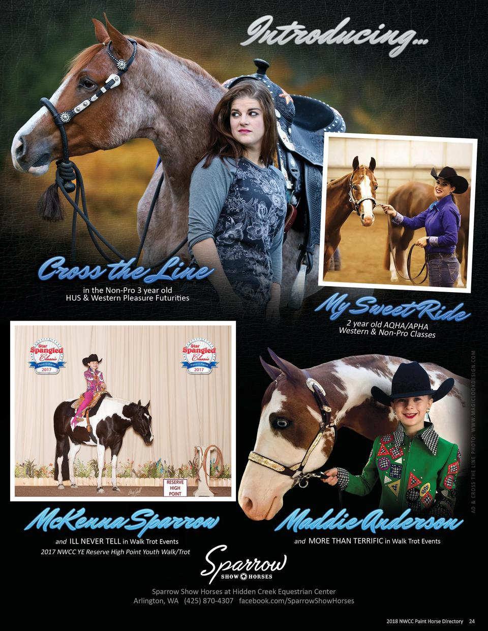 2017 NWCC Paint Horse Directory 2018  24