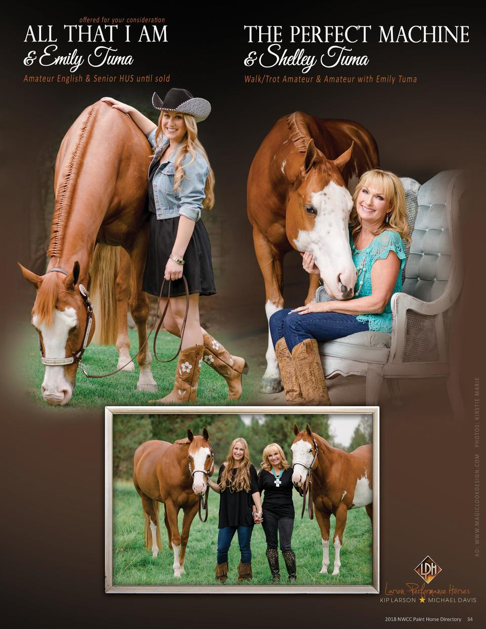 2017 NWCC Paint Horse Directory 2018  34