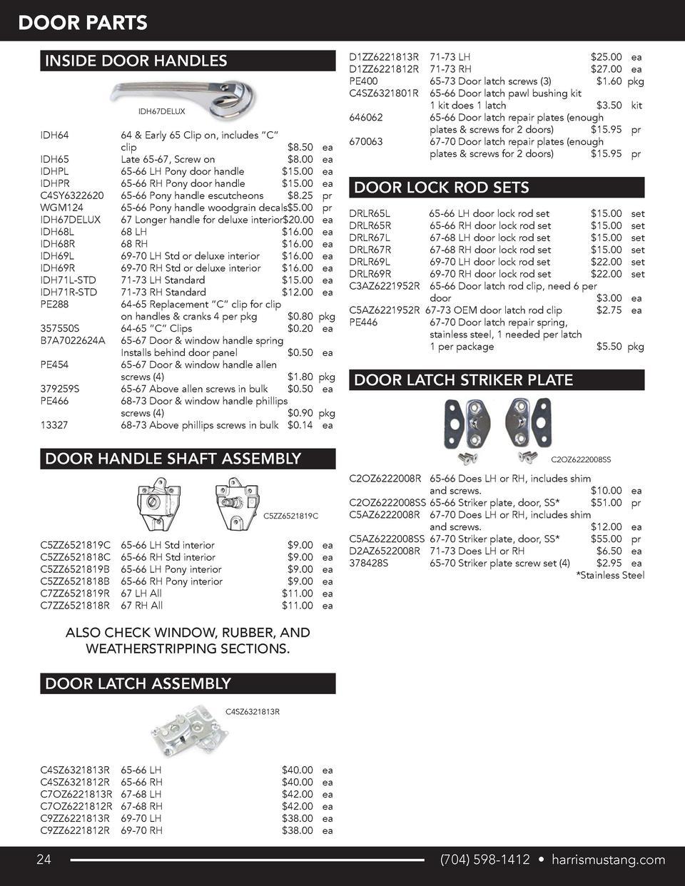Harris Mustang Catalog Simplebooklet Com